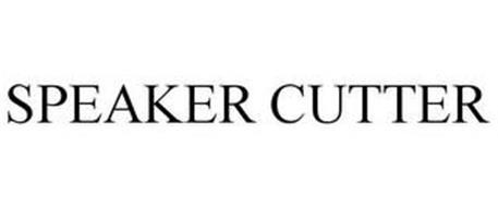 SPEAKER CUTTER