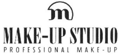 M MAKE-UP STUDIO PROFESSIONAL MAKE-UP