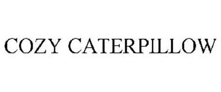 COZY CATERPILLOW