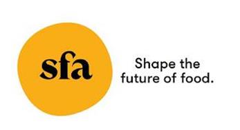 SFA SHAPE THE FUTURE OF FOOD.
