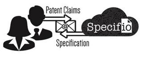 SPECIFIO PATENT CLAIMS @ SPECIFICATION