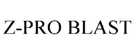Z-PRO BLAST