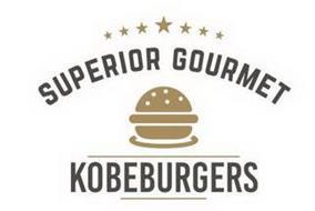 SUPERIOR GOURMET KOBEBURGERS