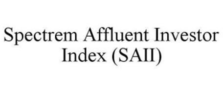 SPECTREM AFFLUENT INVESTOR INDEX (SAII)