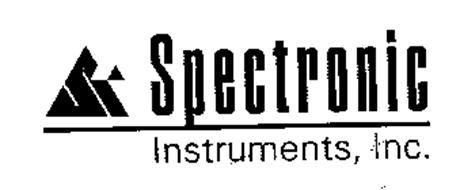 SPECTRONIC INSTRUMENTS, INC.