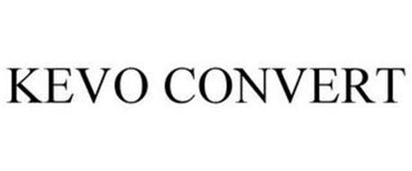 KEVO CONVERT