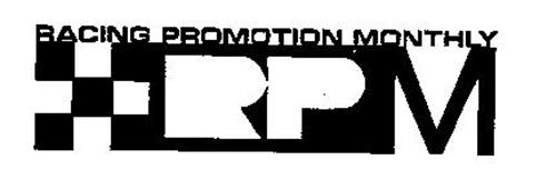RPM RACING PROMOTION MONTHLY