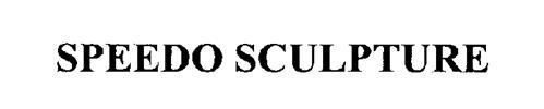 SPEEDO SCULPTURE