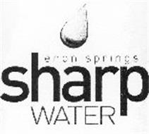 ENON SPRINGS SHARP WATER
