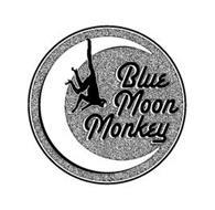 BLUE MOON MONKEY