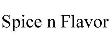 SPICE N FLAVOR