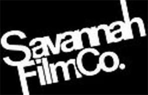 SAVANNAH FILM CO.