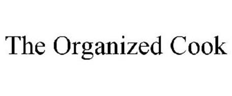 THE ORGANIZED COOK