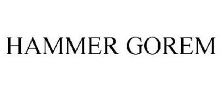 HAMMER GOREM
