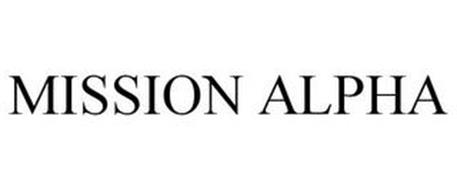 MISSION ALPHA