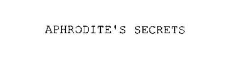 APHRODITE'S SECRETS
