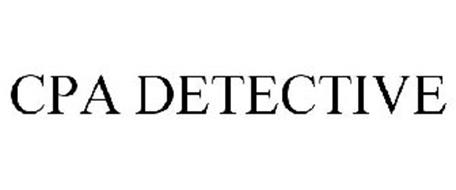 CPA DETECTIVE