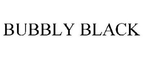 BUBBLY BLACK