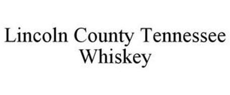 LINCOLN COUNTY TENNESSEE WHISKEY