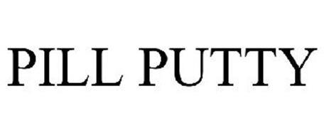 PILL PUTTY
