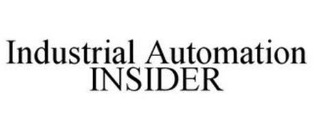 INDUSTRIAL AUTOMATION INSIDER