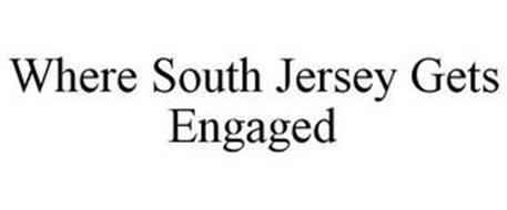 WHERE SOUTH JERSEY GETS ENGAGED