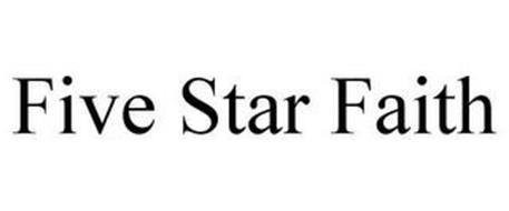 FIVE STAR FAITH