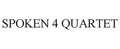 SPOKEN 4 QUARTET