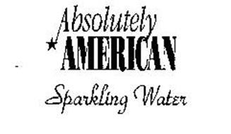 ABSOLUTELY AMERICAN SPARKLING WATER