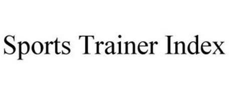 SPORTS TRAINER INDEX