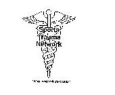 """SPORTS TRAUMA NETWORK """"WHEN EVERY MINUTE COUNTS."""""""