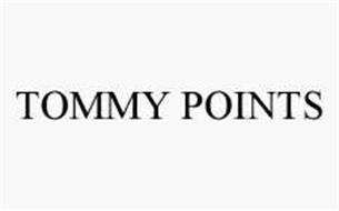TOMMY POINTS