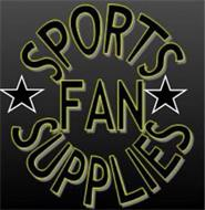 Sports Fan Supplies Trademark Of Sportsfan Supplies