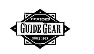 NWSE FIELD TESTED GUIDE GEAR SINCE 1977
