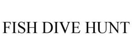 FISH DIVE HUNT