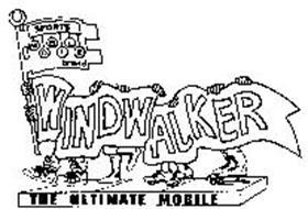 SPORTS MOBILE BRAND WINDWALKER THE ULTIMATE MOBILE