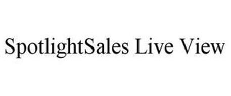 SPOTLIGHTSALES LIVE VIEW