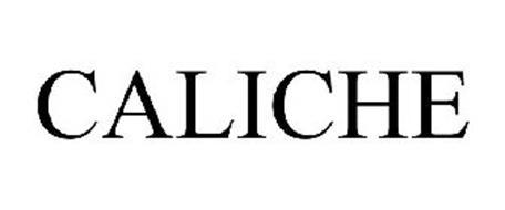 CALICHE
