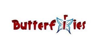 BUTTERFLIES BUTTERFRIES