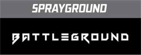 SPRAYGROUND BATTLEGROUND