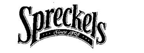 SPRECKELS SINCE 1898