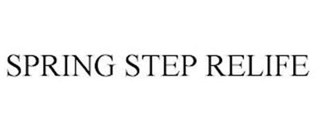 SPRING STEP RELIFE
