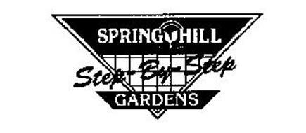 SPRING HILL NURSERIES STEP-BY-STEP GARDENS