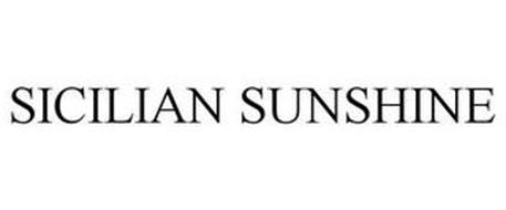 SICILIAN SUNSHINE