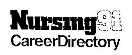 NURSING 91 CAREER DIRECTORY