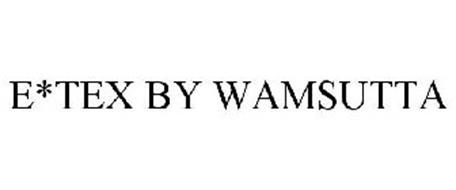E*TEX BY WAMSUTTA