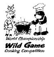 WORLD CHAMPIONSHIP WILD GAME COOKING COMPETITION