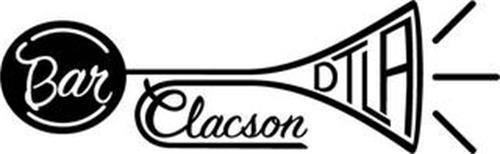 CLACSON BAR DTLA