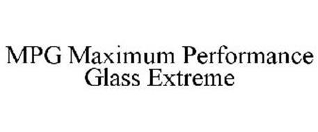 MPG MAXIMUM PERFORMANCE GLASS EXTREME