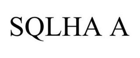 SQLHA A